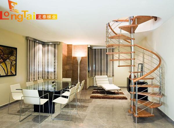 家用旋转楼梯尺寸你知道多少?