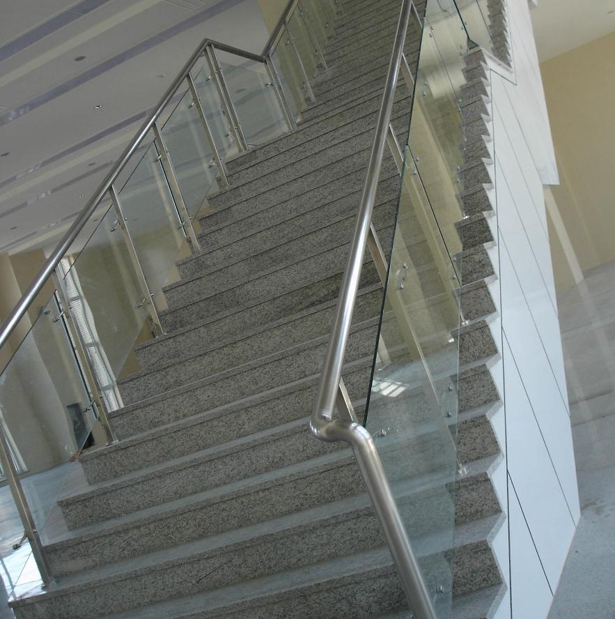 不锈钢楼梯栏杆