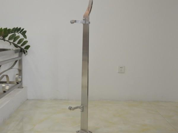 不锈钢立柱厂家给您介绍不锈钢的表面处理-拉丝