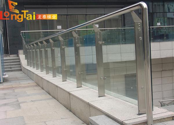 不锈钢玻璃扶手