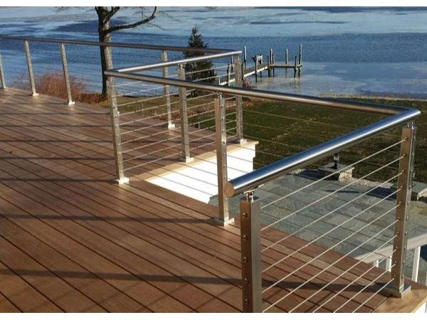 不锈钢工程立柱如何防止生锈?