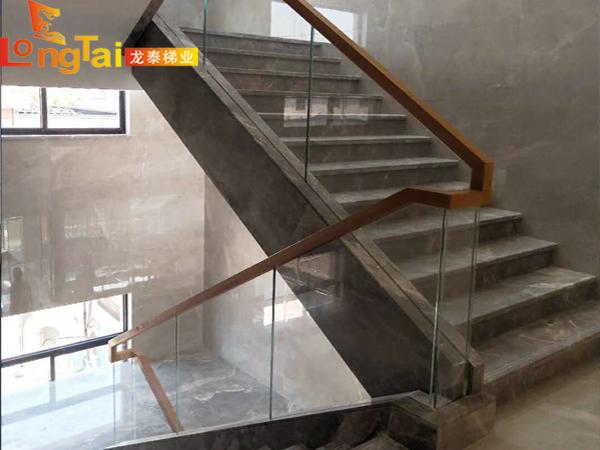 全玻璃楼梯扶手