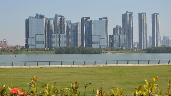 广州南沙明珠湾护栏工程
