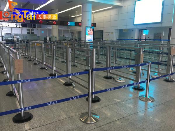 中国边检栏杆
