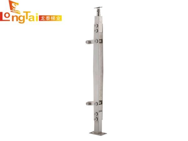 不锈钢工程立柱LT-015