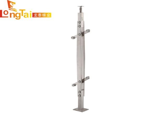 不锈钢工程立柱LT-010