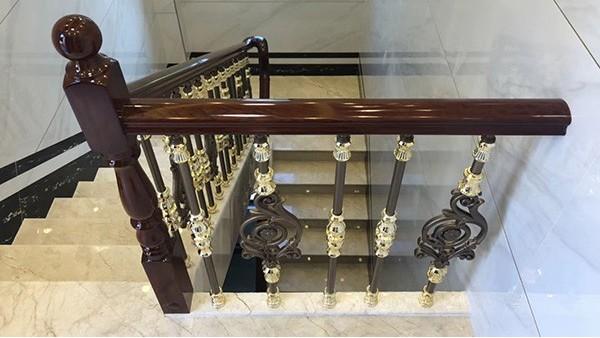 家装别墅楼梯护栏
