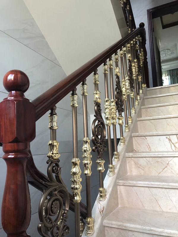高档楼梯扶手