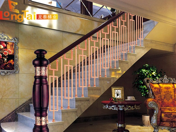 高端楼梯扶手