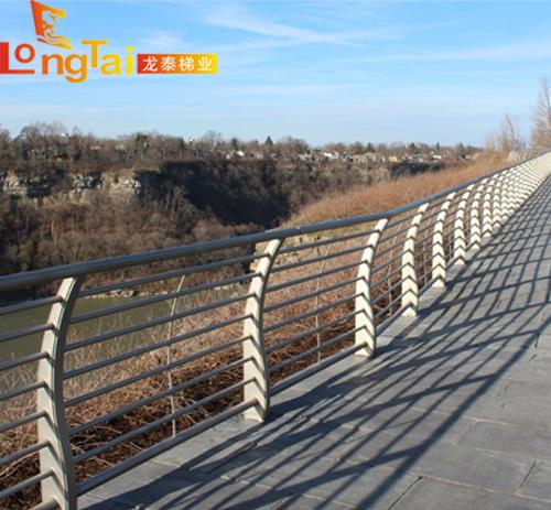 河道栏杆不锈钢
