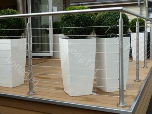 阳台护栏立柱