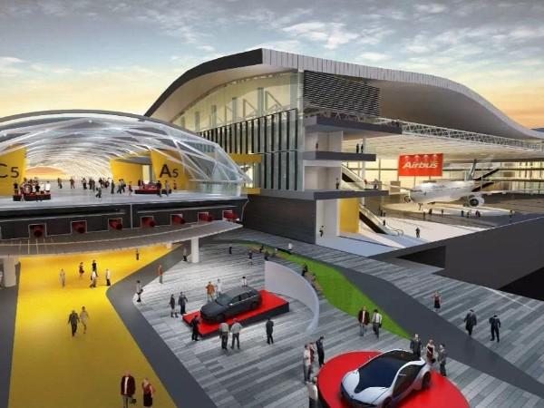 龙泰千万级订单-全球最大会展中心项目加班生产中