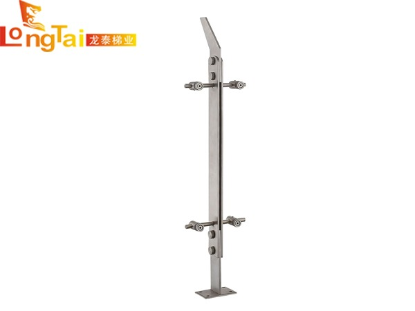 不锈钢栏杆立柱LT-003