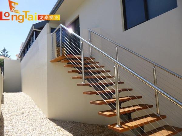 现代风格整体楼梯
