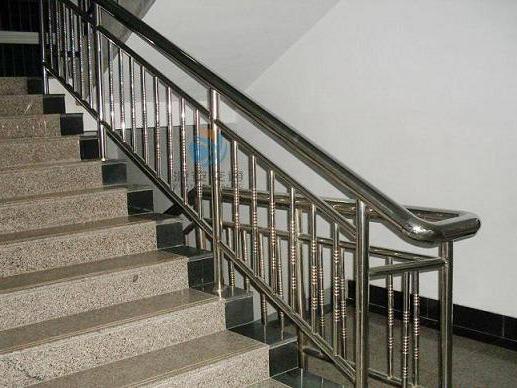 不锈钢扶手立柱与传统烧焊型扶手有什么区别