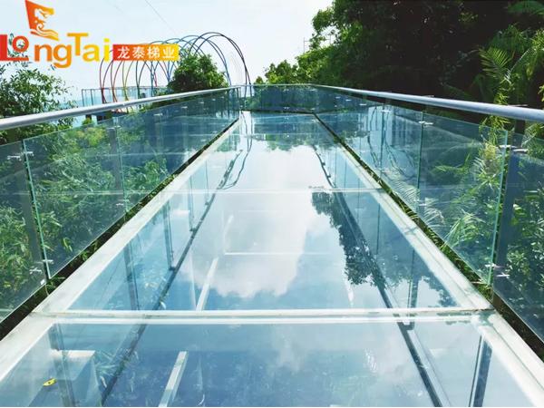 不锈钢玻璃护栏