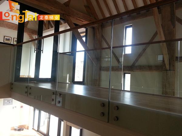 落地式玻璃栏杆