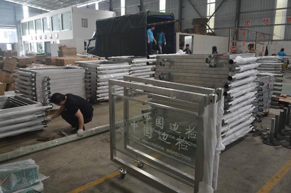 深圳边检护栏