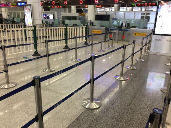 中国边检护栏